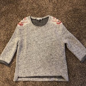 Sweaters - Sweater with embellishments